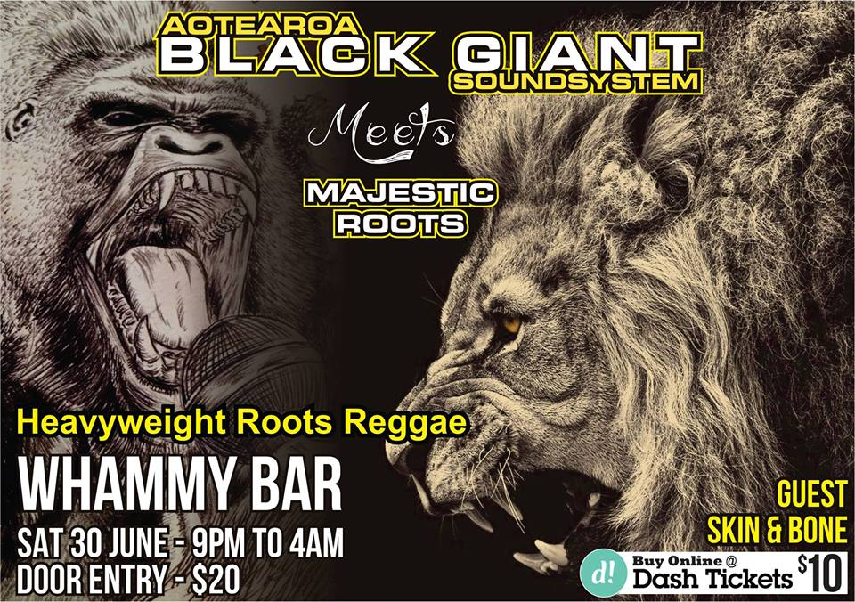 Black Giant, Majestic Roots