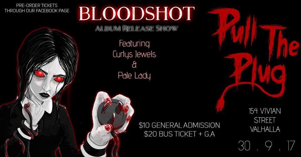 Bloodshot, Curlys Jewels, Pale Lady