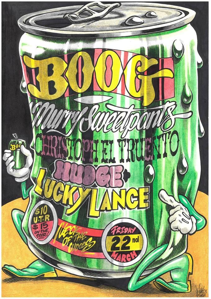 The Boog - Christmas