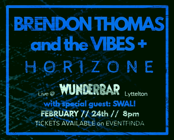 Brendon Thomas And The Vibes