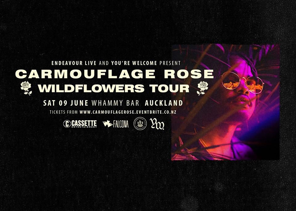 Carmouflage Rose