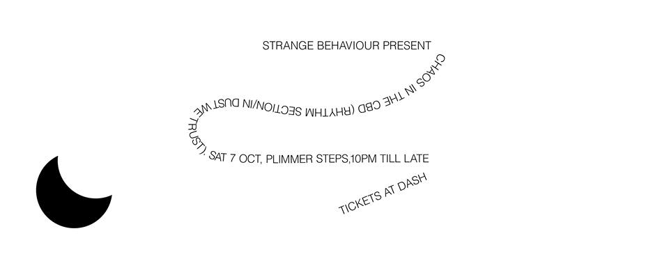 Strange Behaviour - Chaos In The CBD