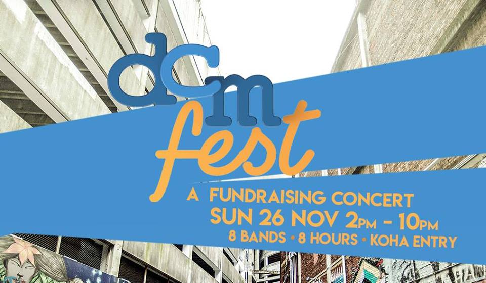 DCM Fest - A Fundraising Concert