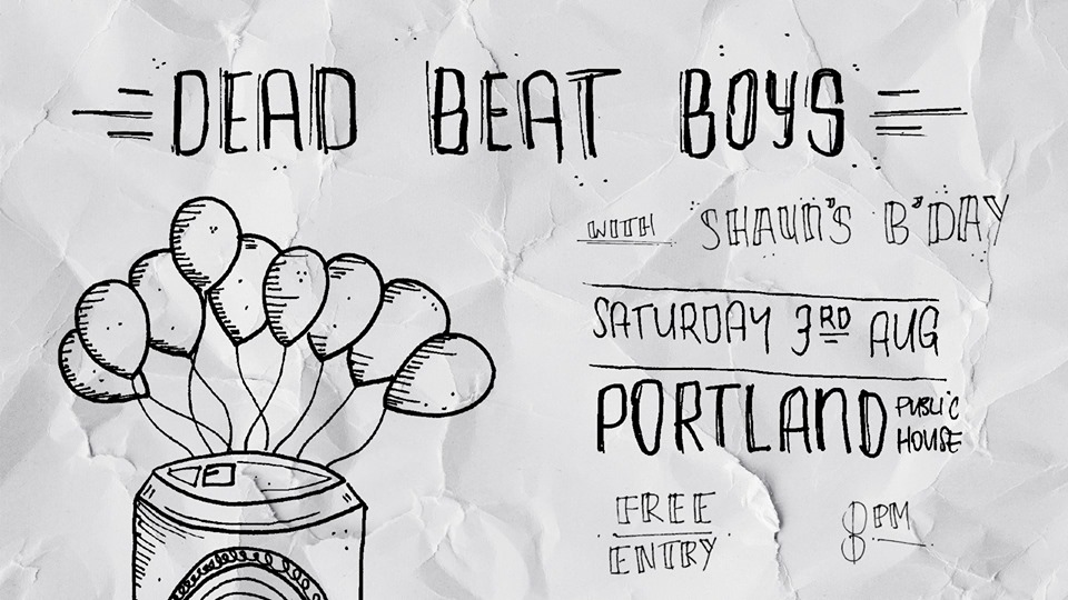 Dead Beat Boys, Shaun's B'Day