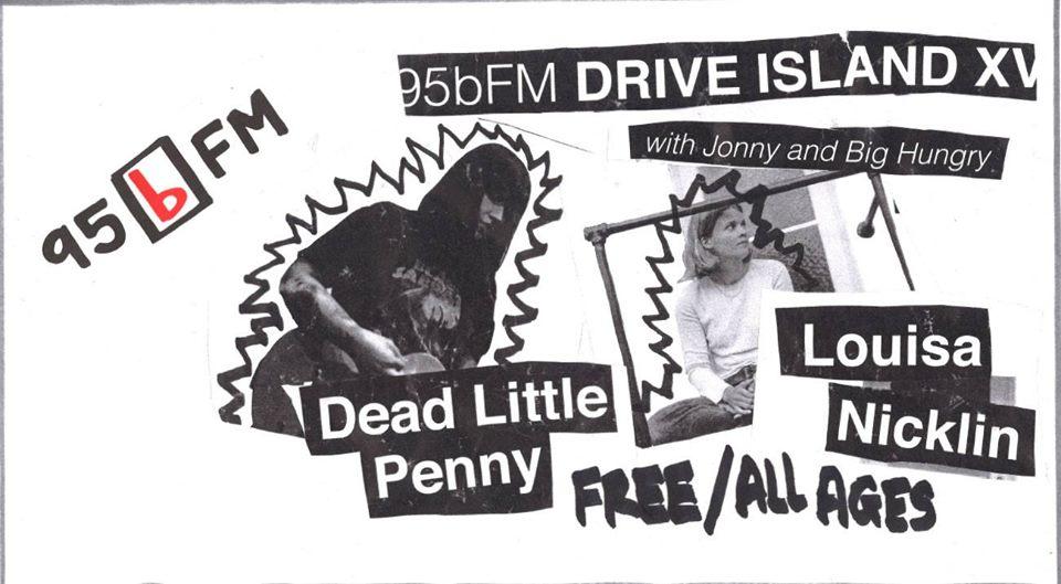 95bFM Drive Island XV: Dead Little Penny, Louisa Nicklin