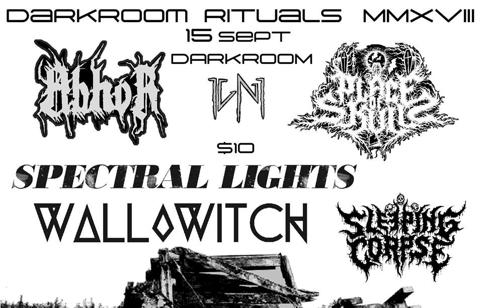 Spectral Lights, Place Of Skulls, AbhoR, Igni