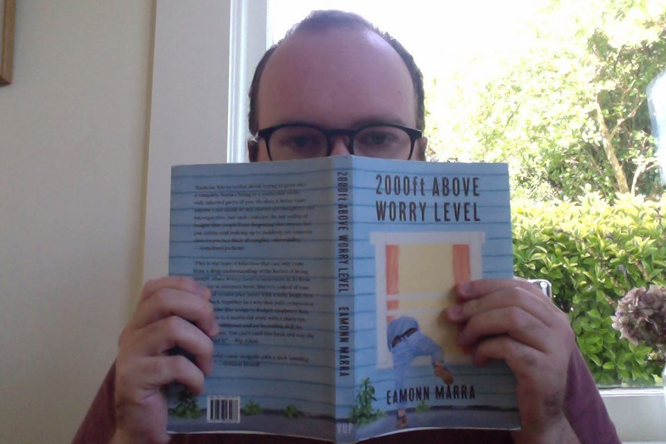 Eamonn Reads 2000ft Above Worry Level In Its Entirety ft. Oli Devlin (Hans Pucket), Nicole Gaffney (Carb On Carb)