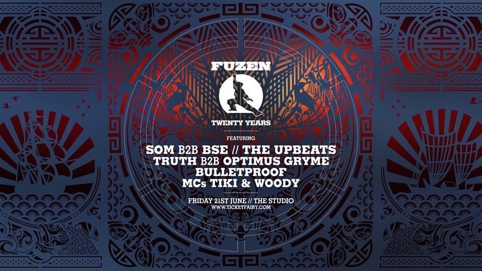 The Upbeats, SOM b2b BSE