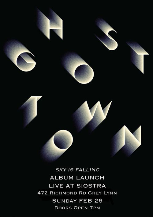 Ghost Town - Album Release Show