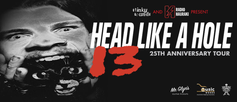 Head Like A Hole - 25th Anniversary Show