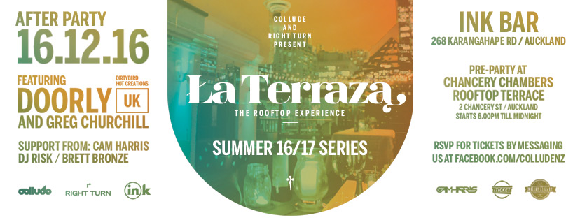 La Terraza Ft Doorly, Antix and Fiord, Greg Chuchill And More