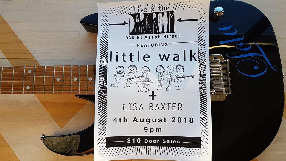 Little Walk, Lisa Baxter