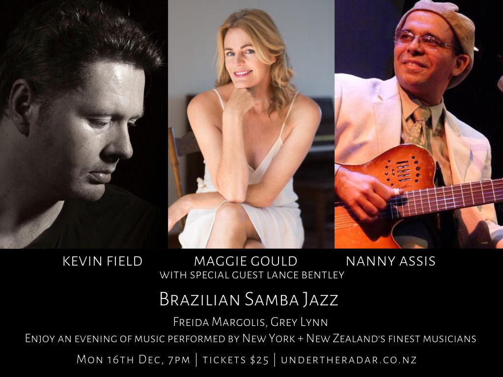 Brazilian Jazz Samba