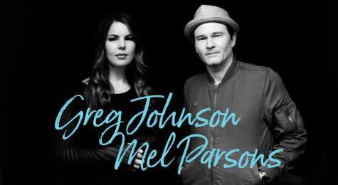 Greg Johnson, Mel Parsons