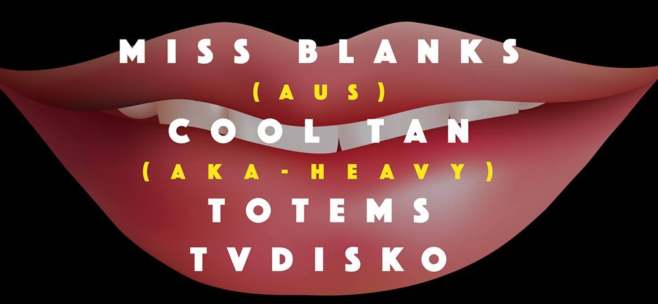 Miss Blanks, COOL TAN (HEAVY), Totems and TV DiSKO
