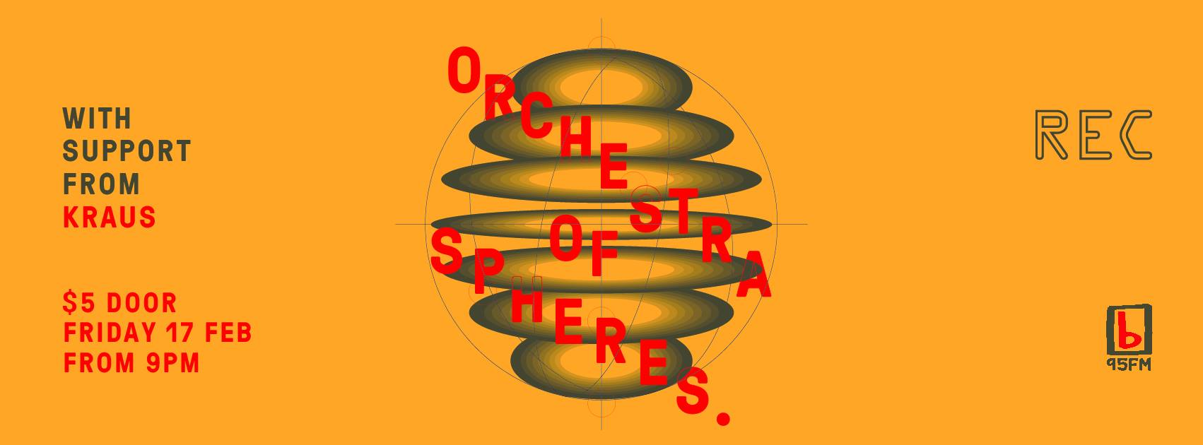Orchestra Of Spheres with Kraus