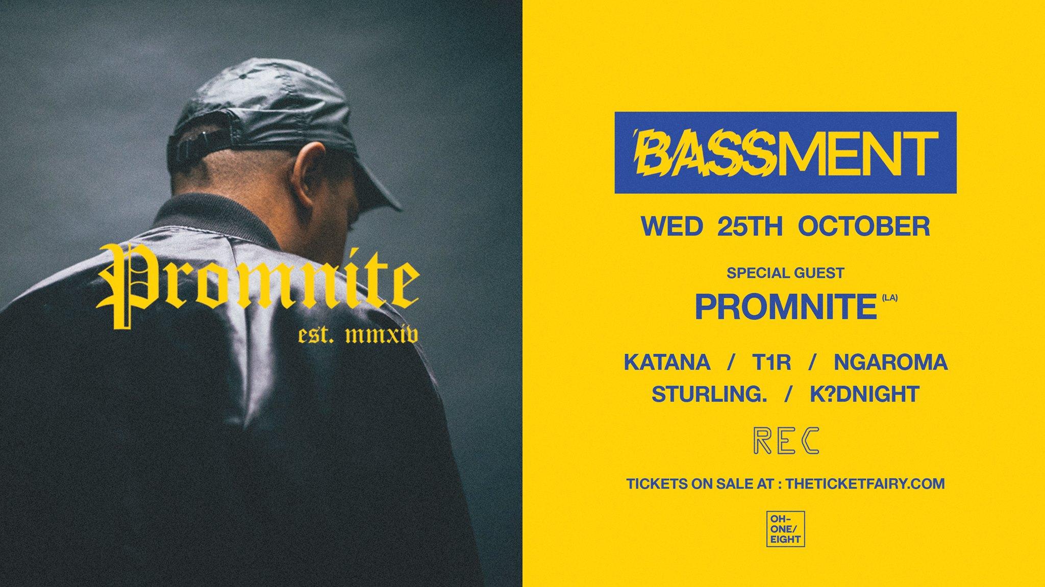 Bassment x 018 - Promnite