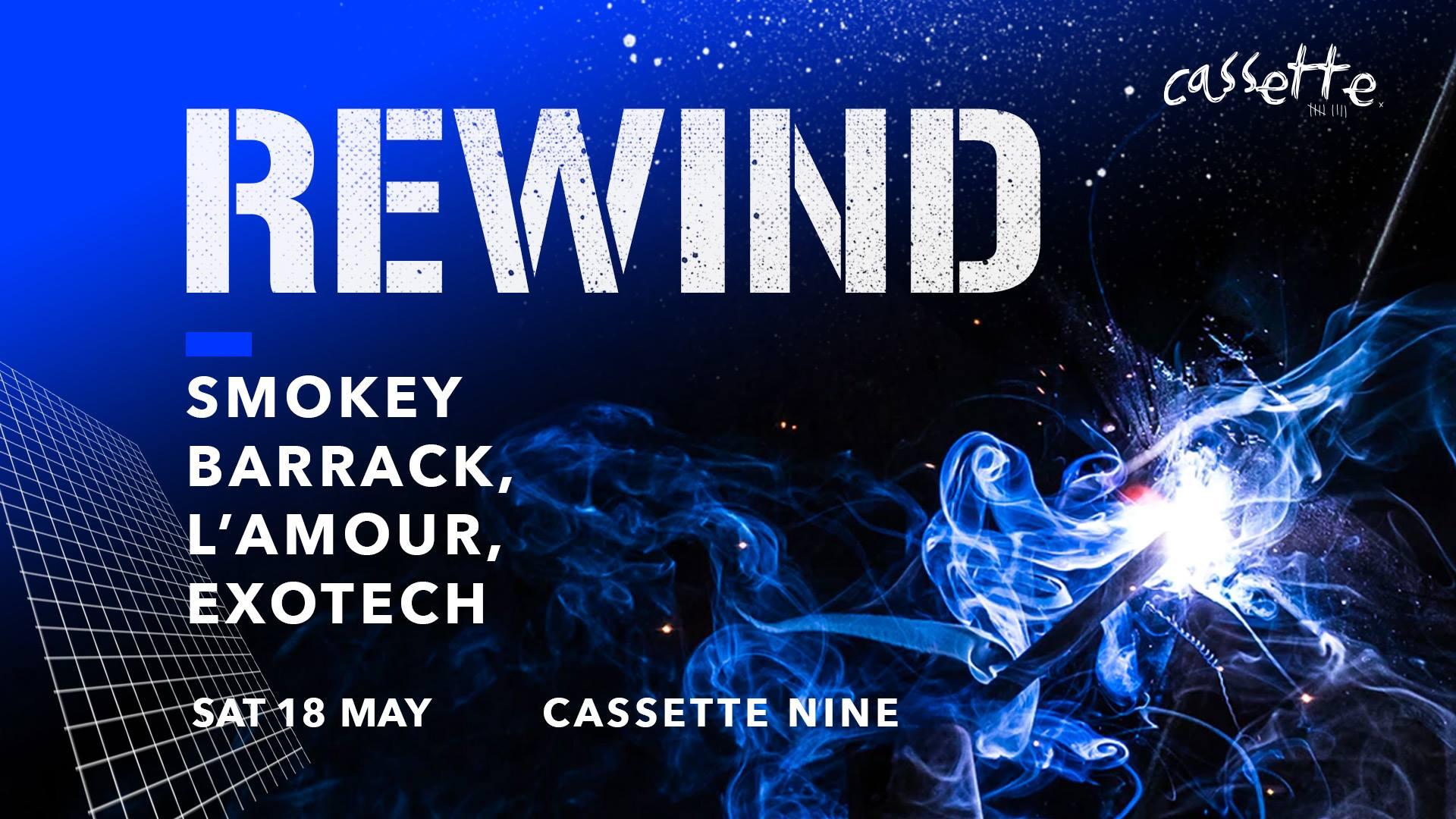 Rewind 007 - Affsid Kidjhagiffy, Sunny Boi + More