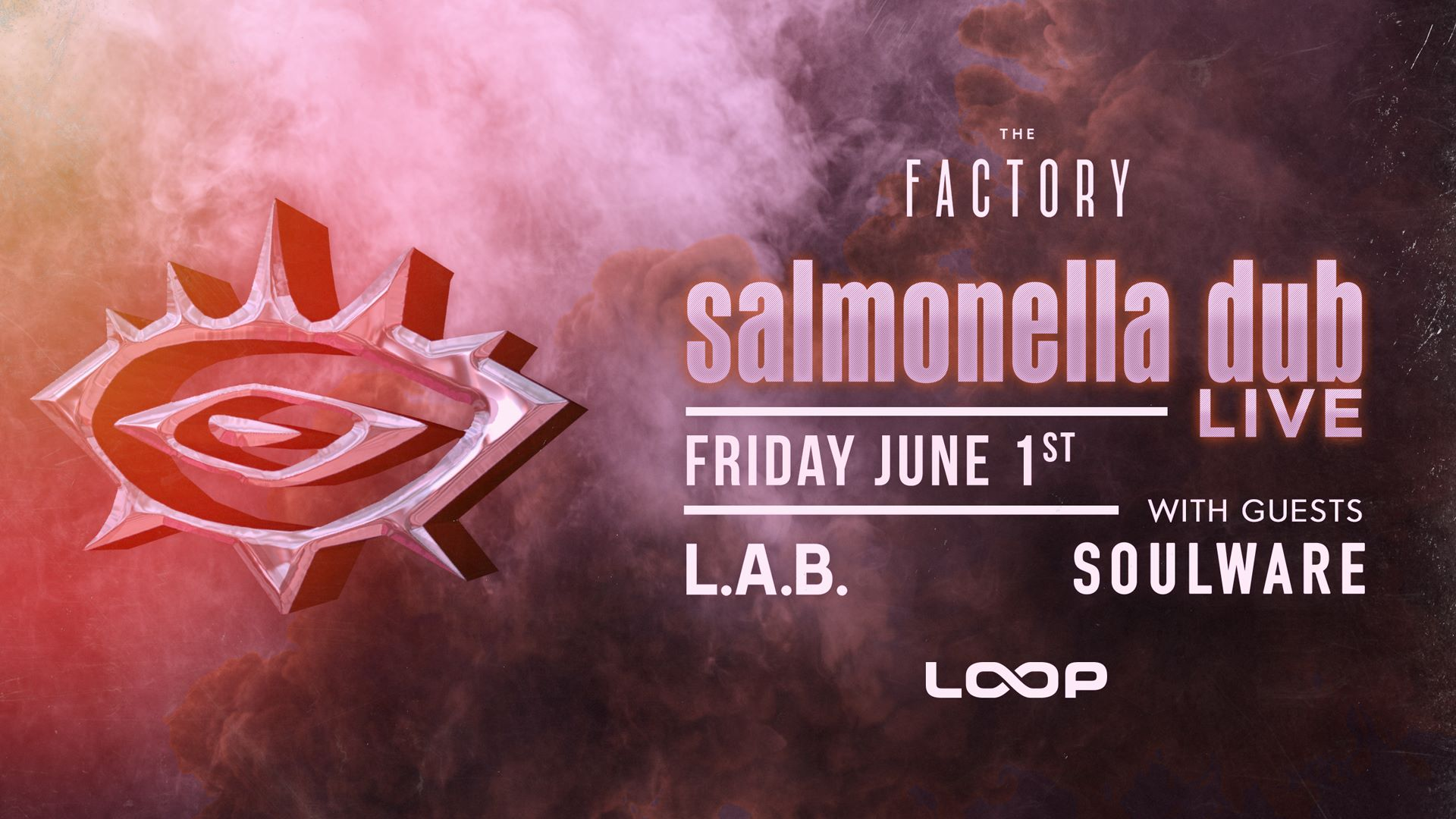 Salmonella Dub with LAB and Soulware
