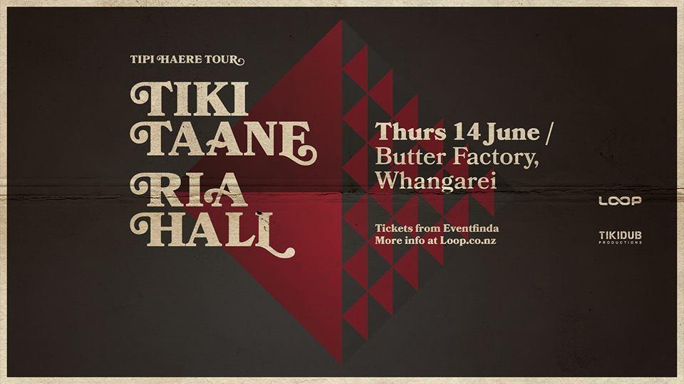 Tiki Taane, Ria Hall
