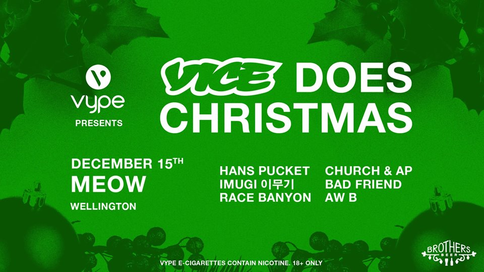 VICE Does Christmas: Wellington