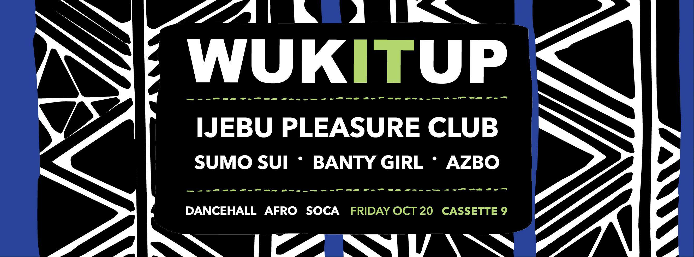 The Ijebu Pleasure Club