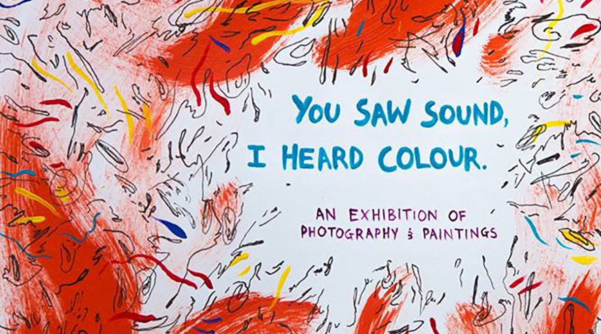 You Saw Sound, I Heard Colour - Skilaa, Wax Chattels, S.F