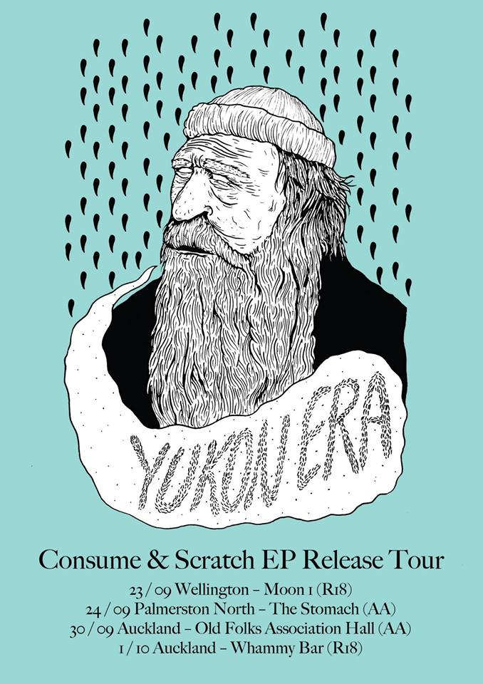 Yukon Era 'Consume and Scratch' Ep Release Show